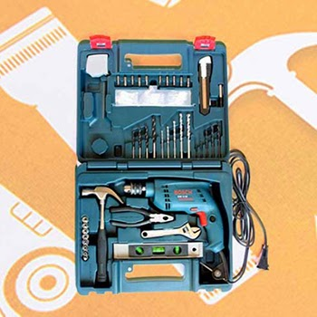 Bosch GSB 10 RE Tool Kit | Buy Bosch GSB 10 RE Online, India - Pumpkart.com