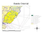 . la Plata y su extensión disminuyó a medida que partes de su territorio . mapadef