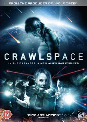 Filme Poster Crawlspace DVDRip XviD & RMVB Legendado