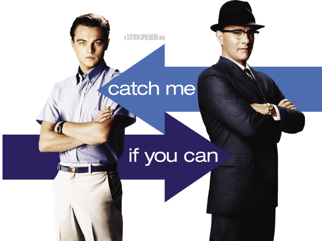 ดูมาเล่าไป: Catch Me if You Can งานบันเทิงขั้นสุดยอด