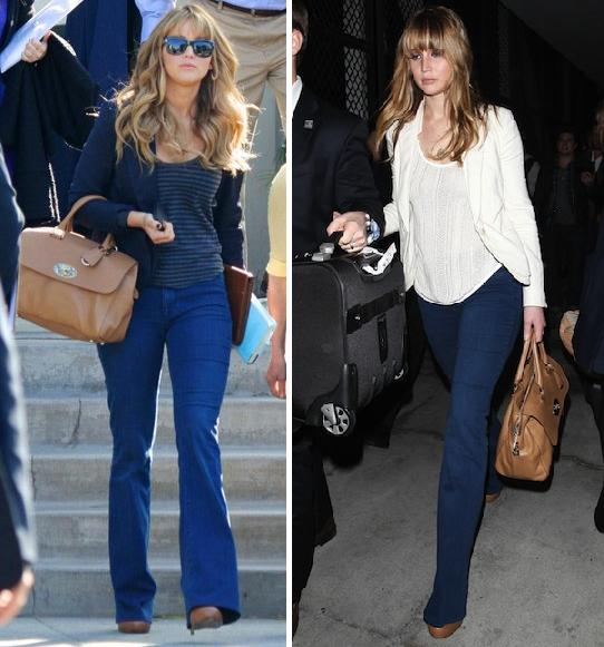 O, Human Holiday!: Jennifer Lawrence: Street Style  O, Human Holida...
