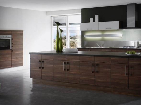 Decora y disena 9 dise os de cocinas con isla modernas - Disenos de cocina modernas ...