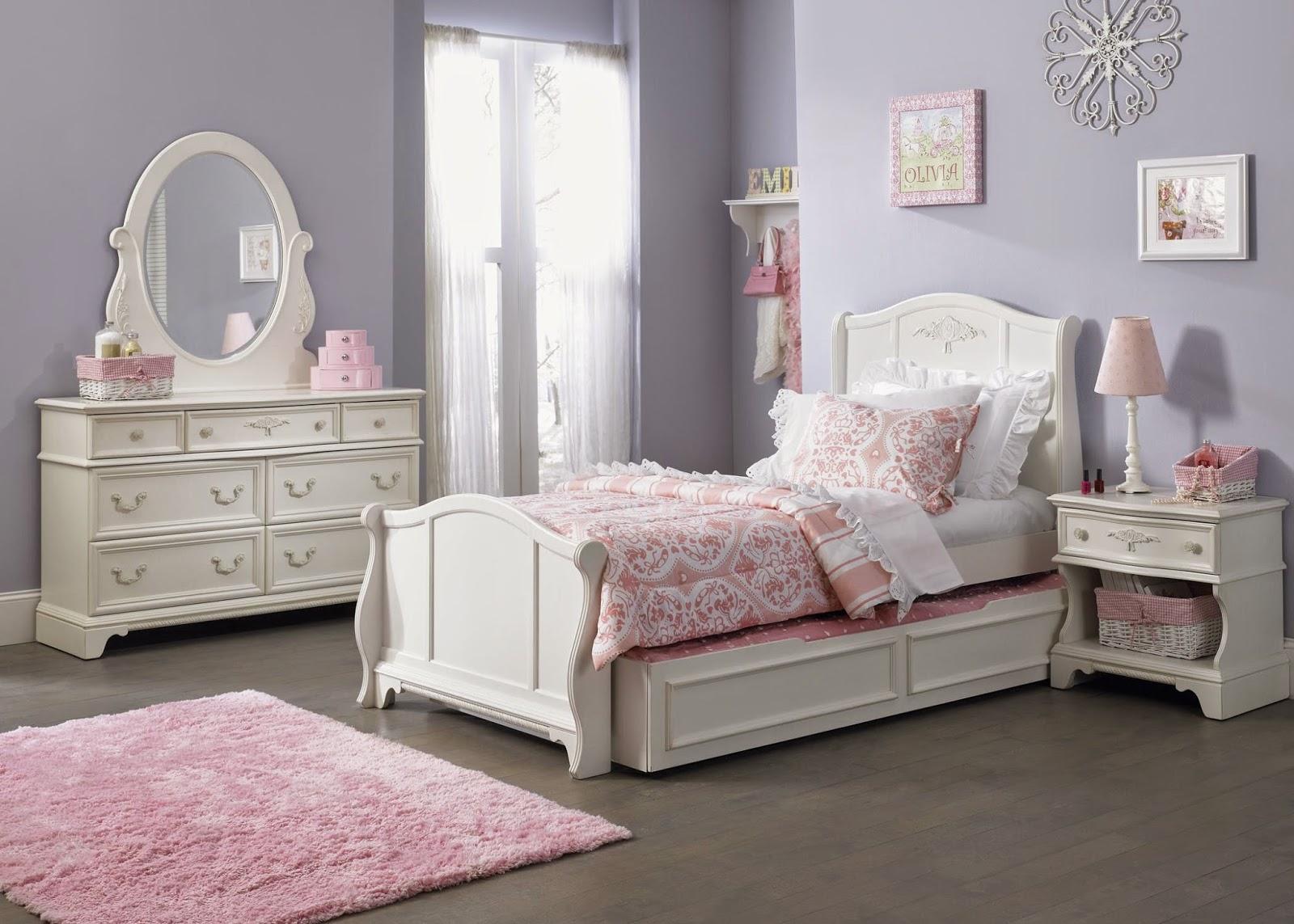 Tips de decoraci n de dormitorios juveniles for Habitaciones juveniles con cama grande