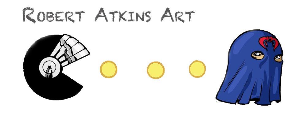 Robert Atkins Art