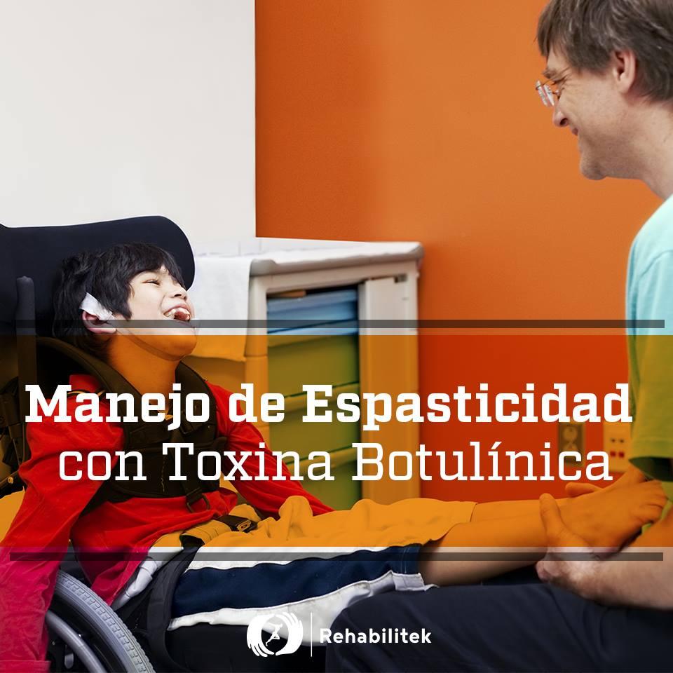 MANEJO DE ESPASTICIDAD