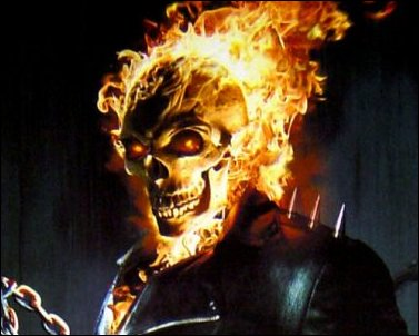 Photo Collection Ghost Rider Face Wallpaper
