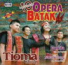 CD MUSIK 10 OPERA BATAK