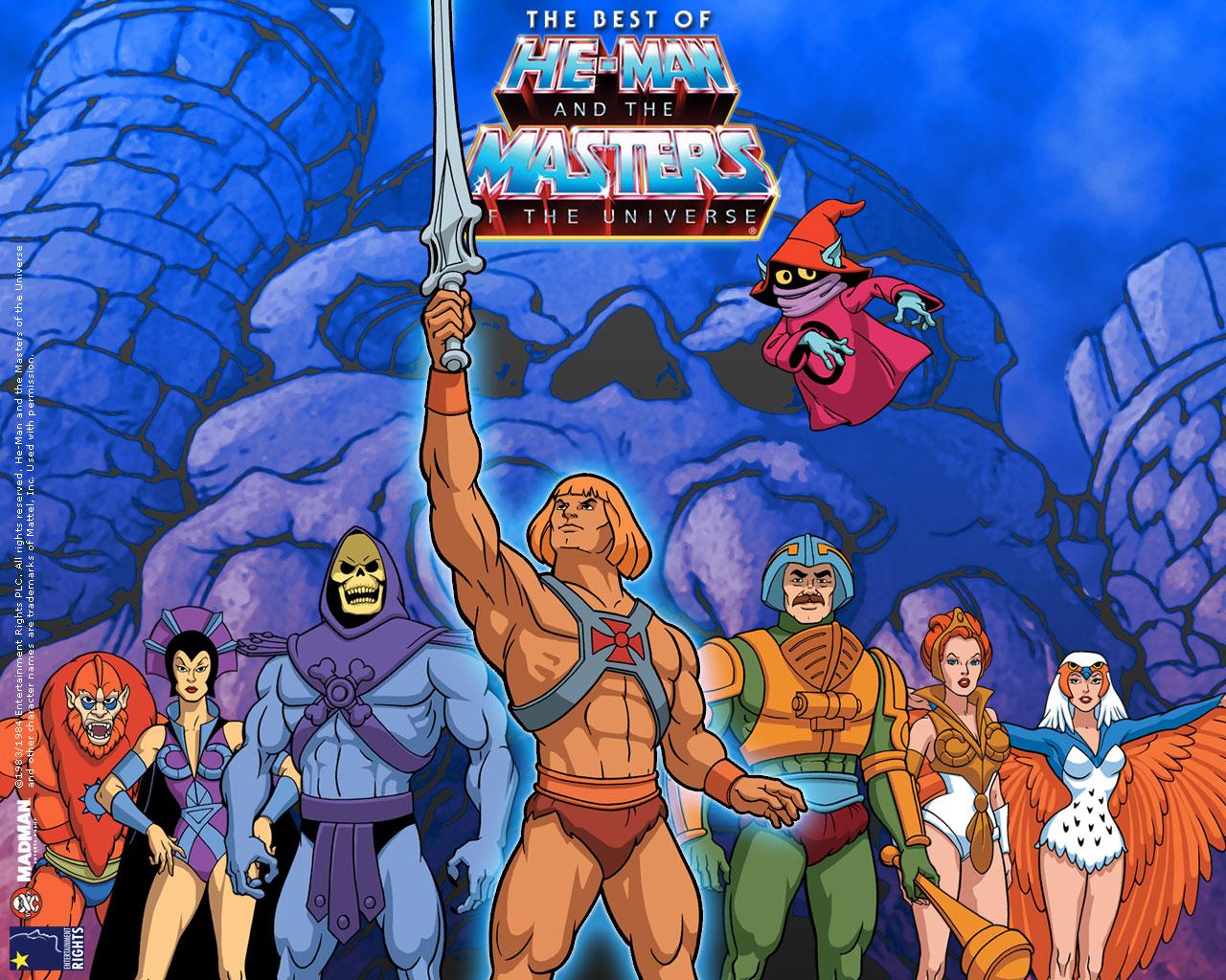 He-Man e os Mestres do Universo – 2ª Temporada – Dublado – Completo