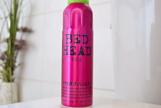 Tigi Bed Head Headrush Review