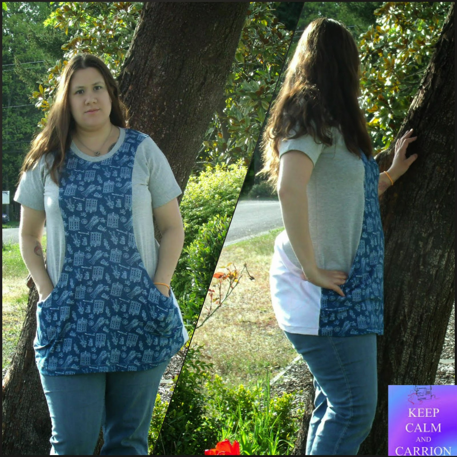 Trendy Tunic from Love Notions by Keep Calm and Carrion