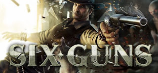 Download Android Game Six-Guns + DATA APK 2013