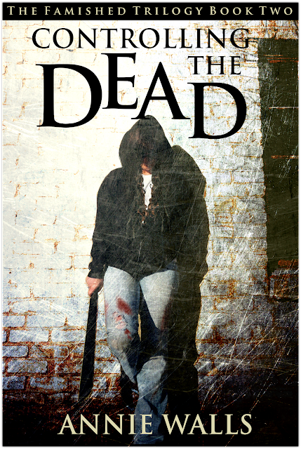 Cover Reveal: Controlling the Dead by Annie Walls