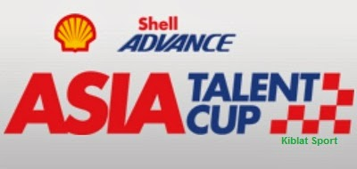 Jadwal Race Asia Talent Cup 2014