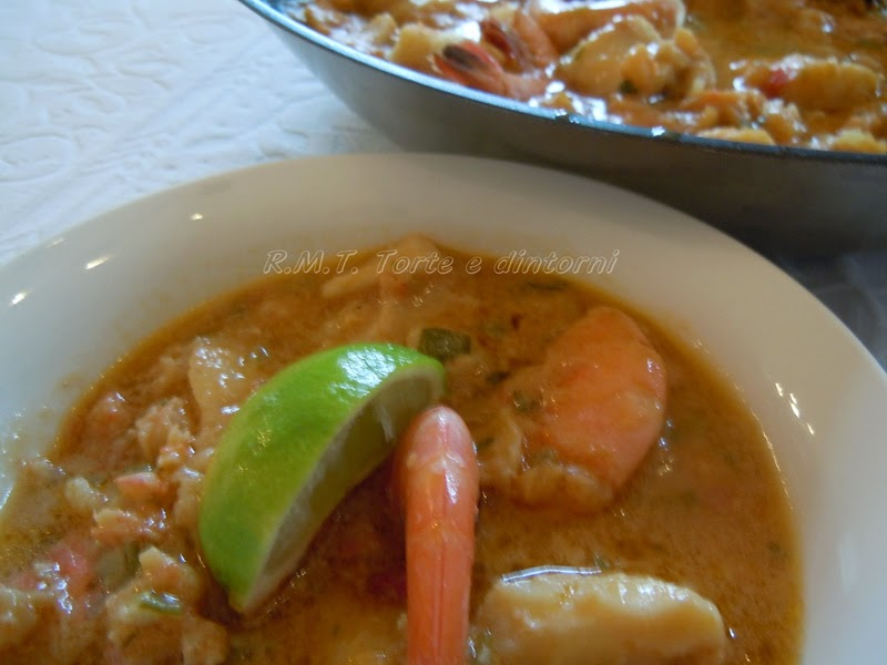 Vatapà: piatto tipico brasiliano