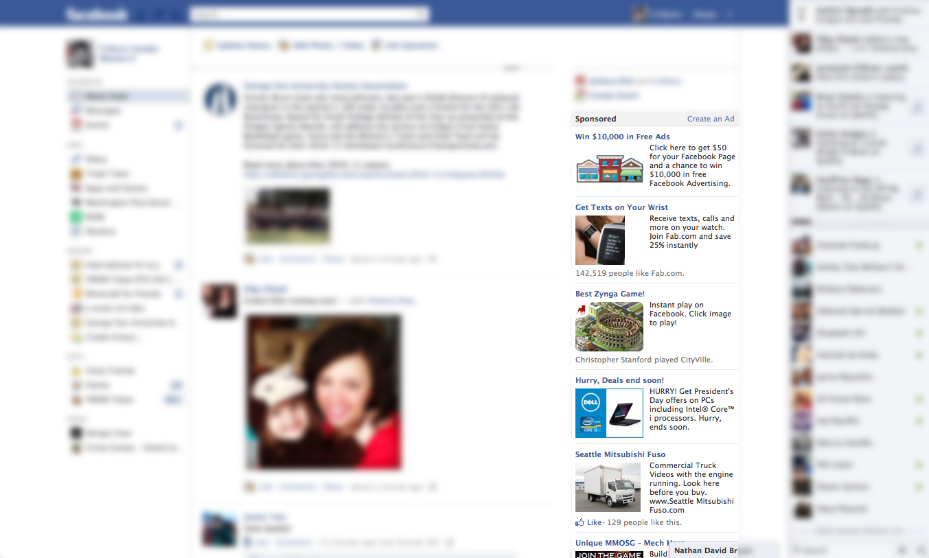 how to put photos in an album on facebook