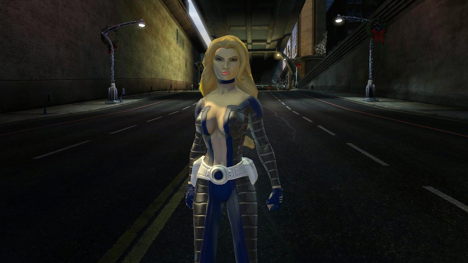 Marvel Universe Online Lady Mastermind
