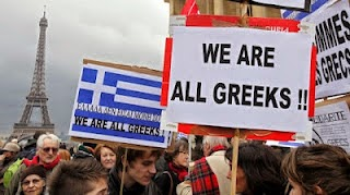 Eλλαδίτες, Κύπριοι, Ευρωπαίοι : We all are Greeks