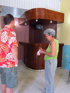 Santiago de Cuba Pedro and Maida