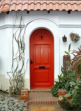 """Punch Up Your Porch – Five ways to say """"welcome"""" for under $100"""