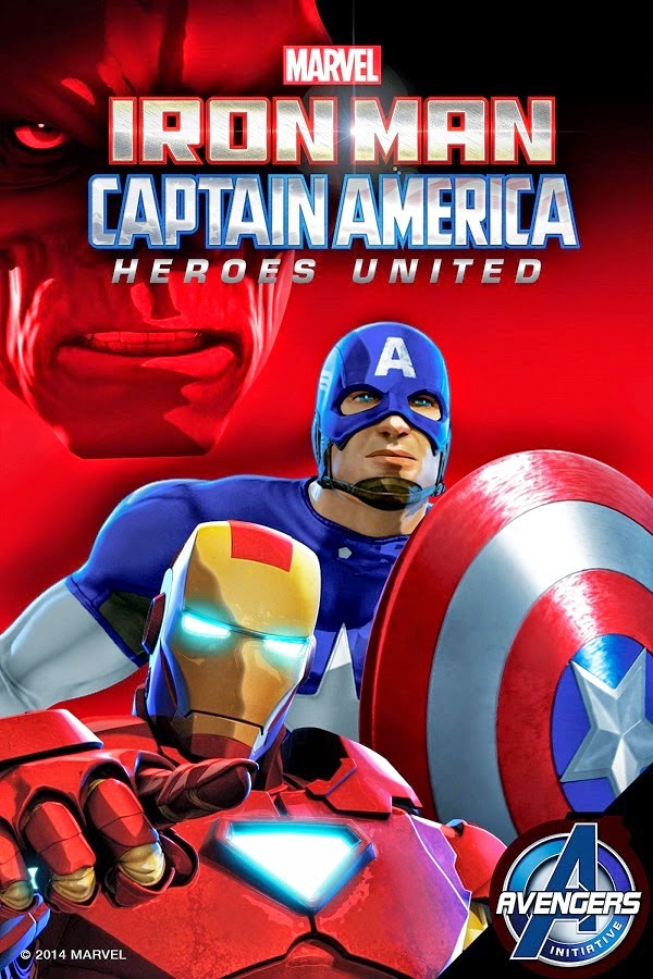 Iron Man and Captain America: Heroes United (2014) [Master] [1080p] [เสียงไทยมาสเตอร์]