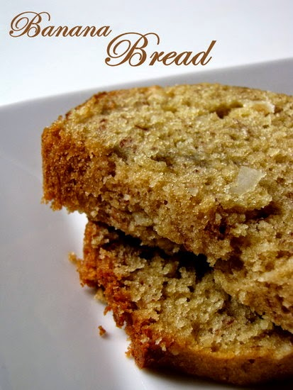 easy banana bread recipe with macadamia nuts