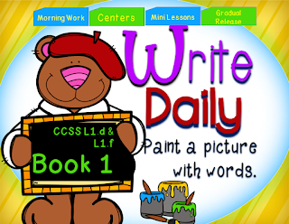 https://www.teacherspayteachers.com/Product/Write-Daily-Book-1-Paint-a-Picture-with-Words-Adjectives-Pronouns-1926131