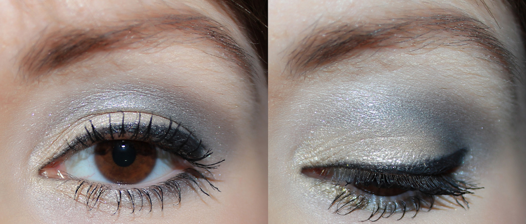 365 Days of Makeup, Brown Eyes, Evening Makeup, LIVE 2015