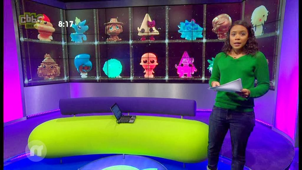 Newsround on Tuesday 14th January 2014 at 8.15am -