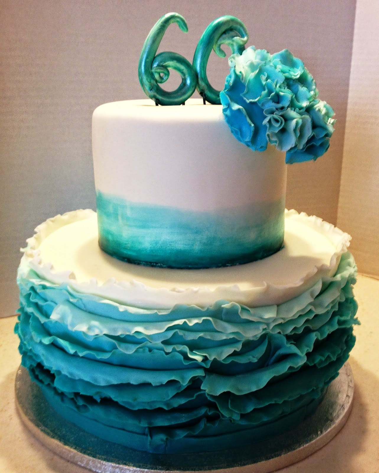 Marymel Cakes Happy 60th