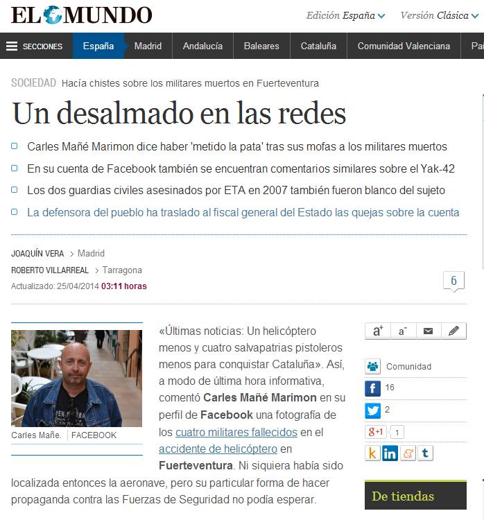 http://www.elmundo.es/espana/2014/04/25/53599a6a268e3eaf528b457c.html