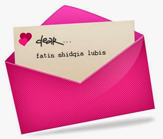 Surat untuk Fatin