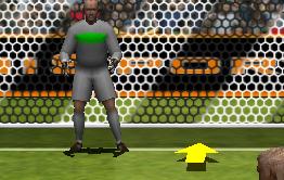 Bóng đá 3D nước Ý, chơi game đá bóng online