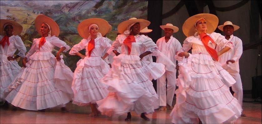 Trajes típicos de la región insular de Colombia - Imagui