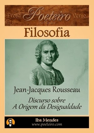 Discurso sobre a origem da desigualdade, de Jean-Jacques Rousseau pdf gratis