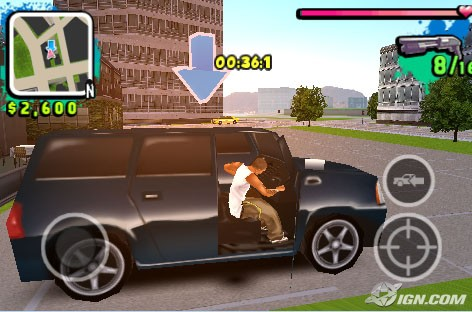 Download Gangstar: West Coast Hustle HD APK + DATA
