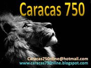 Caracas 750 online