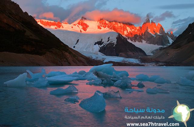 أجمل المناطق لزيارتها في باتاجونيا patagonia