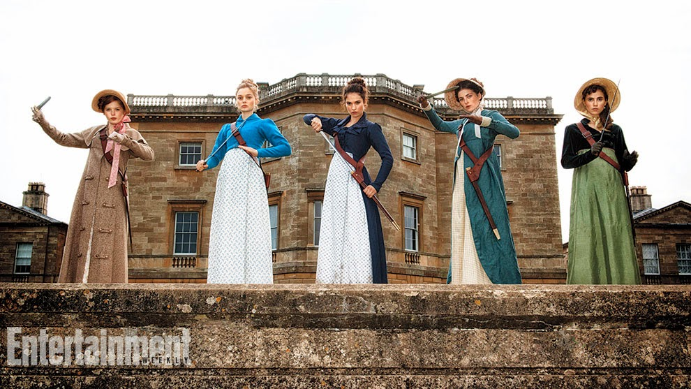 'Pride And Prejudice And Zombies