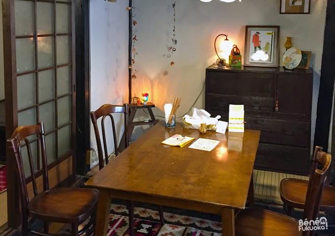 Restaurant de curry indien, Tsuki to Kame, Akizuki
