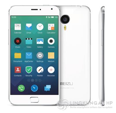 info Smartphone Android Terbaru Meizu MX4 Pro