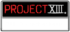 Click below for Project XIII<br>software for Mac and PC""