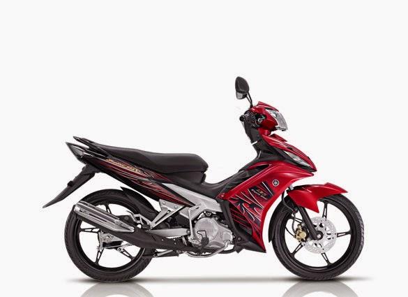 Spesifikasi Motor Yamaha Jupiter Mx 2014