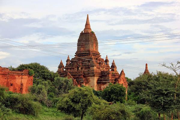 Templo Gu Byauk Gyi en Bagan