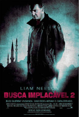Filme Poster Busca Implacável 2 R5 XviD Dual Audio & RMVB Dublado