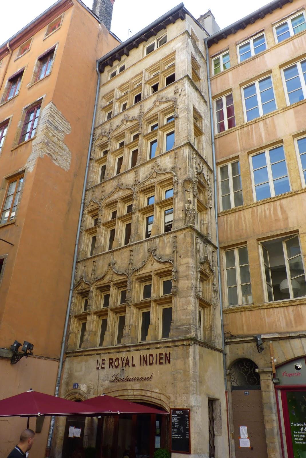 La Maison Debourg Lyon France
