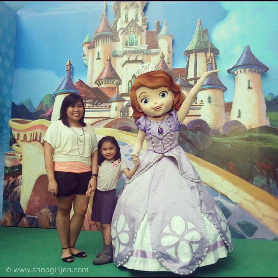 Shopgirl jen heres your chance to meet sofia the first doc dates and venues kristyandbryce Images