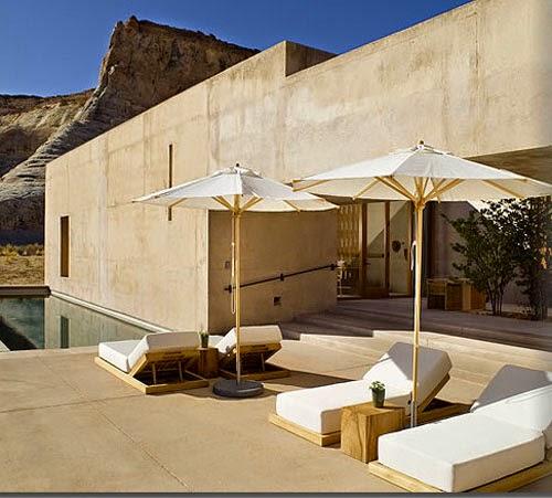 أمونجيري أجمل فندق صحراء أمريكا amangiri04dailyicon.