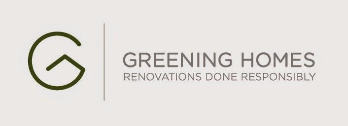 Greening Homes