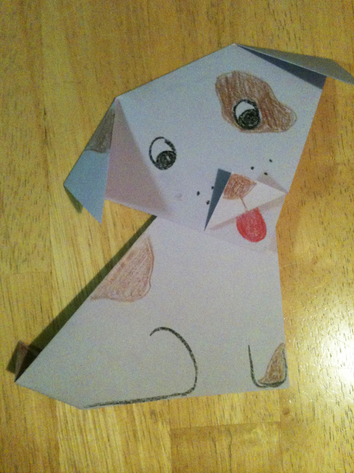 Origami dog face how to origami -  Origami Instructions Dog Kidspressmagazine Com Artforkidshub Com Fingerpaintinggenius Blogspot Com