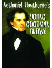 an analysis of the devils temptations in young goodman brown by nathaniel hawthorne The symbolic meaning that hawthorne cleverly uses is that goodman brown's  religious faith is helping him not fall to the temptations of the devil hawthorne.